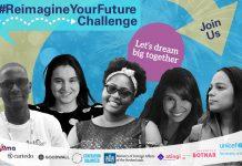 UNICEF #ReimagineYourFuture Challenge 2020 for Youth worldwide