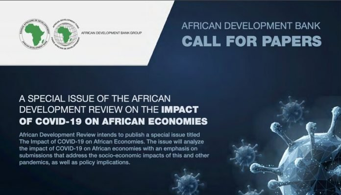 African Development Bank Group (AfDB) Call for Papers on the Impact of COVID-19 on African Economies.