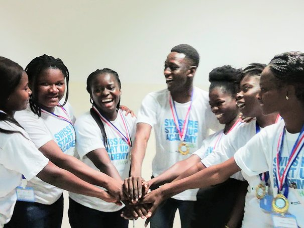 Swiss Re Start up Academy 2020 for Young Entrepreneurs in Uganda