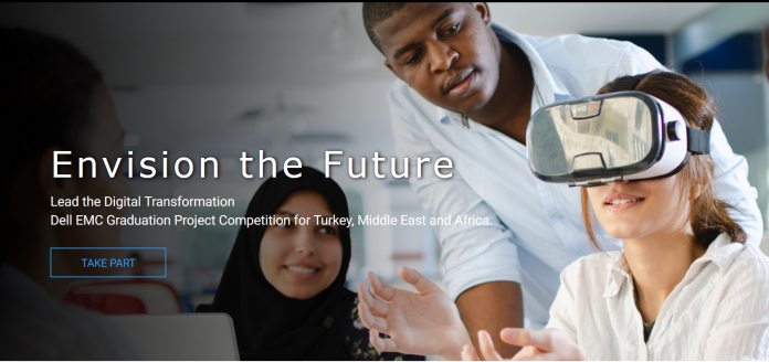 2020/2021 Dell Technologies' Envision the Future Competition for Senior Undergraduate Students from the MENA Region (USD 12,000 Prize)