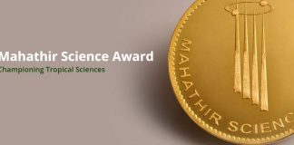 Mahathir Science Award 2021 for Tropical Agriculture, Architecture and Engineering (USD $100,000 cash prize)
