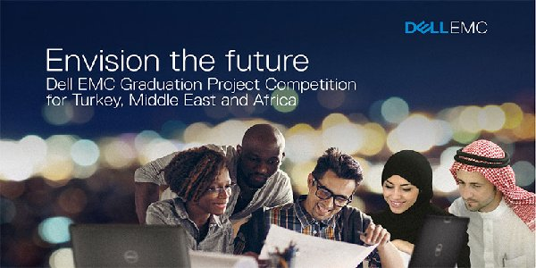 Dell Technologies Graduation Project Competition 2020/2021 for Middle East, Russia, Africa and Turkey
