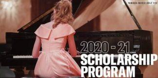 Yamaha Music Gulf FZE (YMGF) Piano Scholarship Program 2020/2021 for music students (1,000 USD Award)