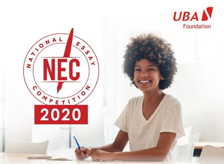 UBA Sierra Leone National Essay Competition 2020 for Senior Secondary School Students