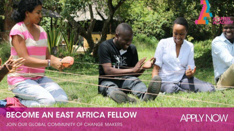 Acumen East Africa Fellowship Program 2021 for Emerging Entrepreneurs and Change Agents