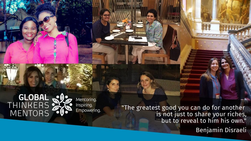 Global Thinkers Forum Mentoring Program 2021 for Telemachus Youth and Athena MENA Women