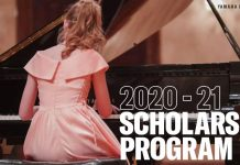 Yamaha Music Gulf FZE (YMGF) Piano Scholarship Program 2020-2021 (up to $1,000 USD)