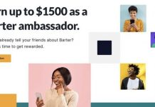 The Flutterwave Barter Student Ambassador Program 2020/2021 for students across Africa (Earn up to $1500)
