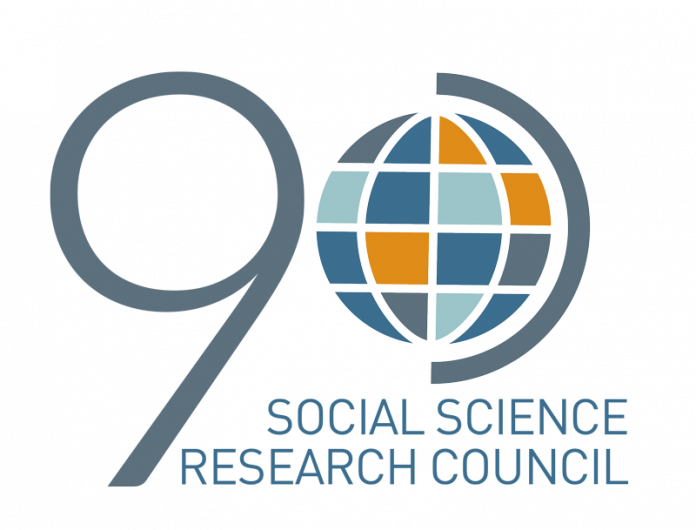 SSRC Next Generation Social Sciences in Africa: Post-Doctoral Writing Fellowship 2021 (US$3,000)