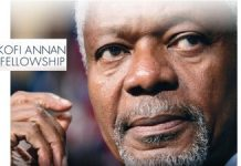 Kofi Annan Global Health Leadership Programme 2021 for emerging public health leaders (Fully Funded)