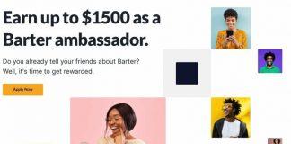 Flutterwave's Barter Student Ambassador Program 2021