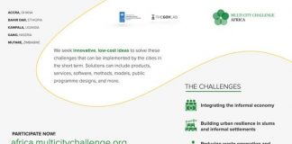 UNDP/GovLab Multi-City Challenge Africa 2020