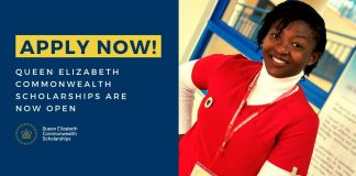 Queen Elizabeth Commonwealth Scholarships (QECS) 2021/2022 (Fully-funded)