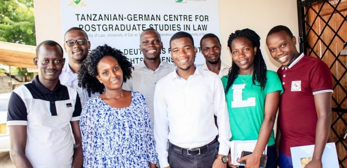 Tanzanian-German Centre for Eastern African Legal Studies (LLM) Scholarships 2021/2022 for East African Lawyers (Funded)