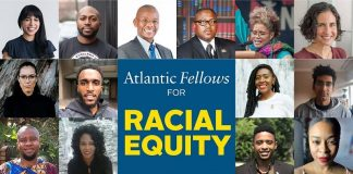Atlantic Fellows for Racial Equity (AFRE) Fellowship Program 2021 for Changemakers from South Africa and the US (Funded)