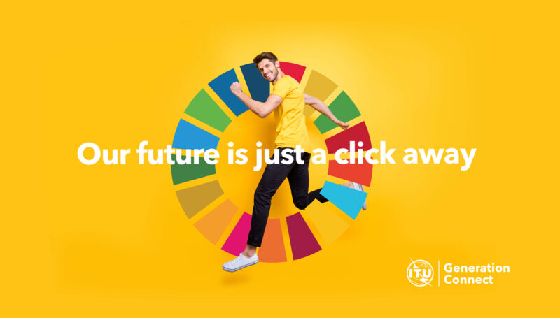 Apply to join the ITU Generation Connect Visionaries Board