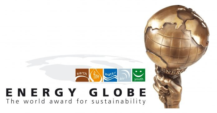 ENERGY GLOBE Award 2021 for Sustainable Energy Projects.