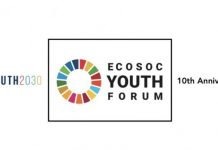 The Economic and Social Council (ECOSOC) Youth Forum 2021