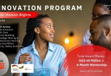 Digital Human Rights Lab Innovation Program 2021 for Human Rights Defenders [Uganda only]
