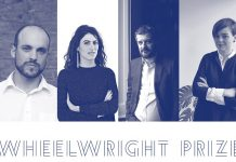 Harvard Graduate School of Design (GSD) Wheelwright Prize 2021 ($100,000 prize)
