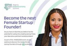 NDES Women/Foresight Seeds Fund Accelerator Program for purpose-driven Female Startup Founders