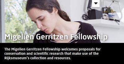Migelien Gerritzen Fellowship 2021 for conservation and scientific research