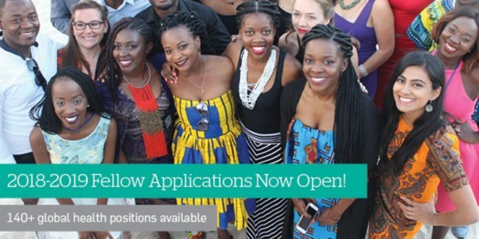 Global Health Corps yearlong paid Fellowship 2021/2022 for young Professionals (Fully Funded)