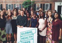 Global Health Corps Fellowship Program 2021-2022