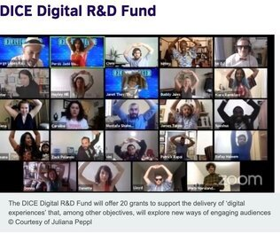 British Council's Developing Inclusive and Creative Economies (DICE) Digital R&D Fund