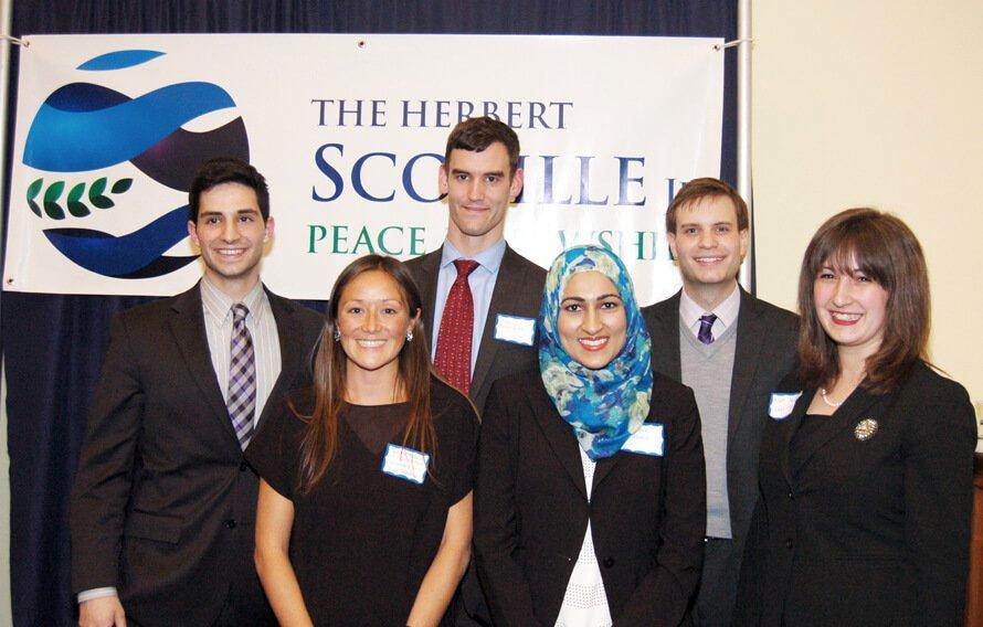 Herbert Scoville Jr. Peace Fellowship Program 2021 (Funding available)