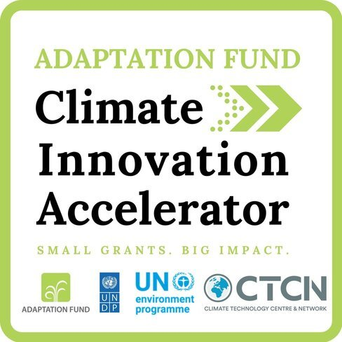 Adaptation Fund Climate Innovation Accelerator  USD 10 million small grants Programme