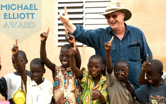 ICFJ/Michael Elliott Award for Excellence in African Storytelling 2021 ($5,000 prize)