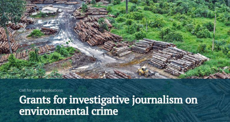 GRID-Arendal Grants for Investigative Journalism on Environmental Crime 2021