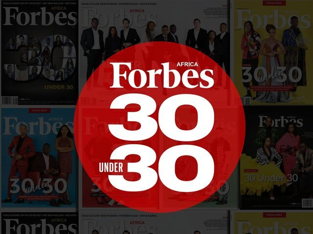 Call for Nominations: FORBES AFRICA 30 Under 30 class of 2021