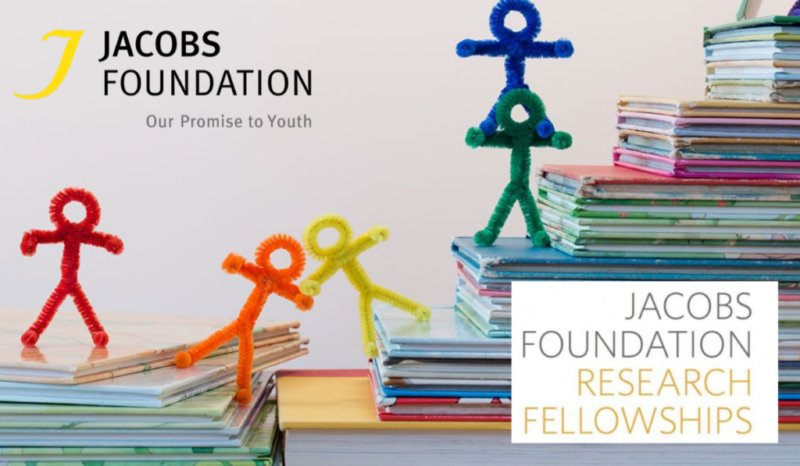 Jacobs Foundation Research Fellowship Program 2021 for Early and Mid-career Researchers (Funded)