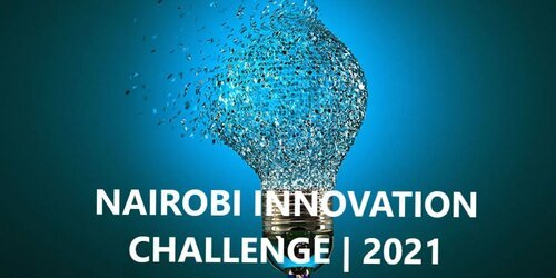 Nairobi Innovation Challenge 2021 for early-stage startups.
