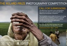 Allard Prize Photography Competition 2021 (CA$1,000 Prize)