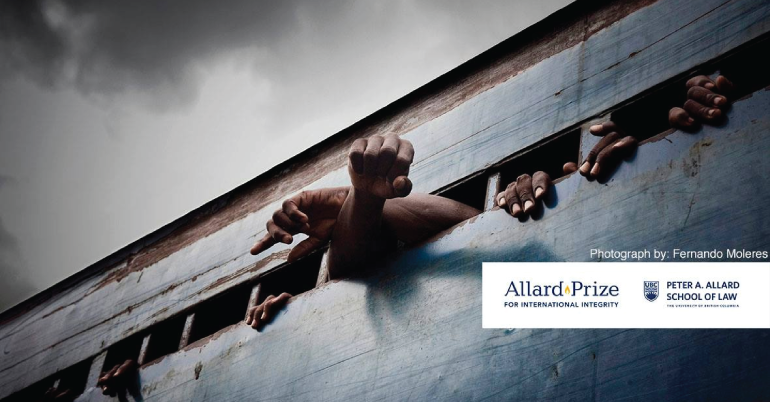 Allard Prize Photography Competition 2021 (CAD $1,000 prize)