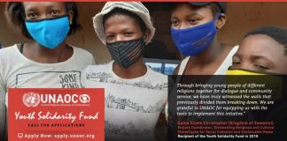 UNAOC Youth Solidarity Fund 2020 for Youth-led Organizations