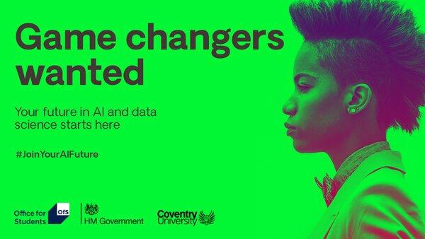 Coventry University #JoinYourAIFuture Data Science Scholarships 2021 – United Kingdom