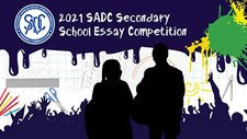 SADC Secondary School Essay Competition 2021 for students from SADC Member States (USD$ 3,250 Prize)