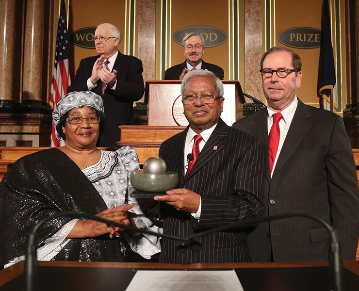 Call for Nominations: World Food Prize 2021