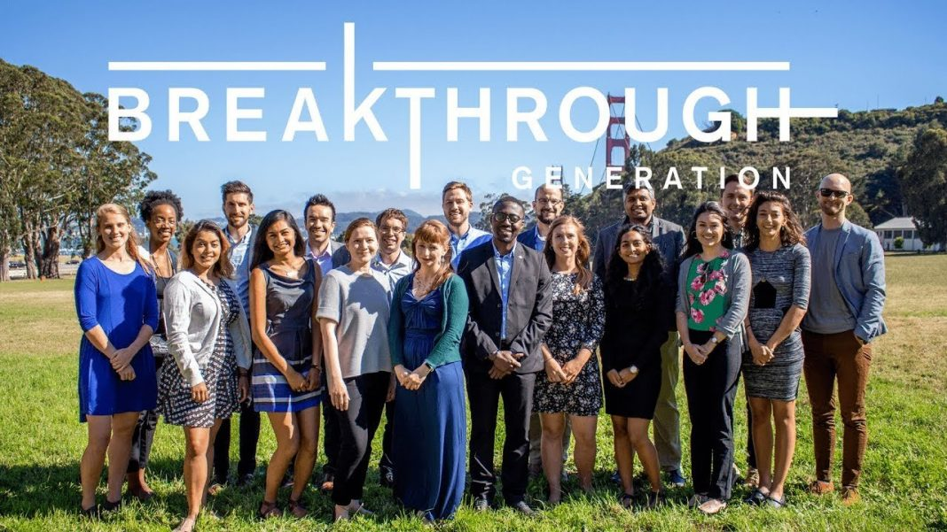 The Breakthrough Institute Generation Fellowship 2021 (Stipend available)