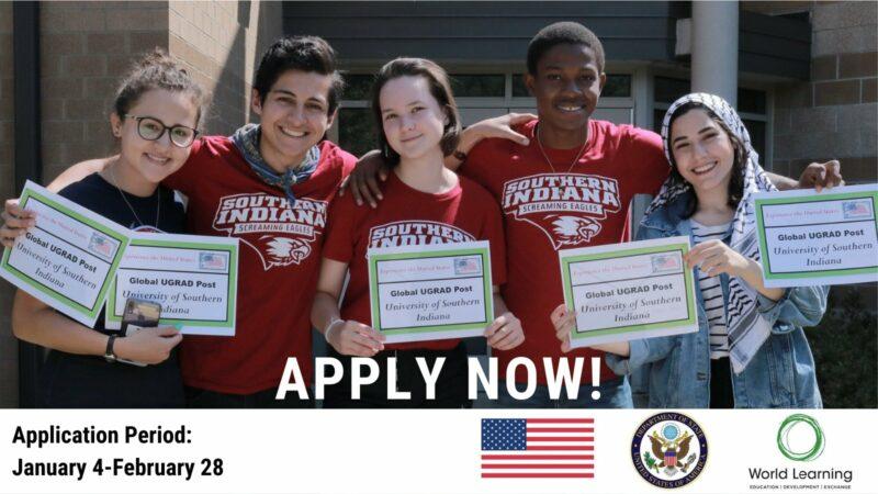 U.S. Department of State/World Learning Global Undergraduate Exchange Program 2021-2022 (Fully-funded)