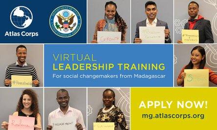 Atlas Corps: Madagascar Emerging Leaders Initiative 2021