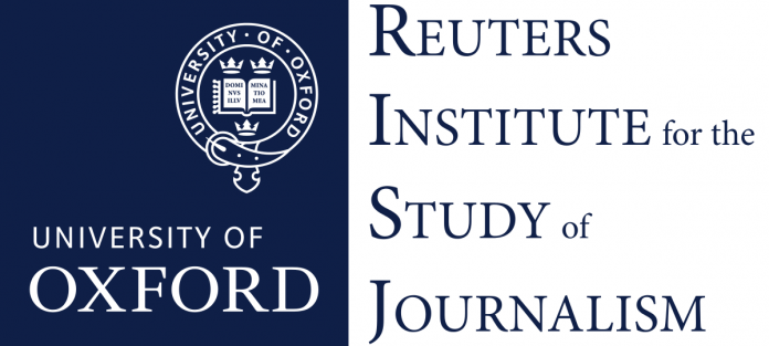 University of Oxford Reuters Institute Journalism Fellowship Programme 2021/2022 for media professionals (Fully Funded)