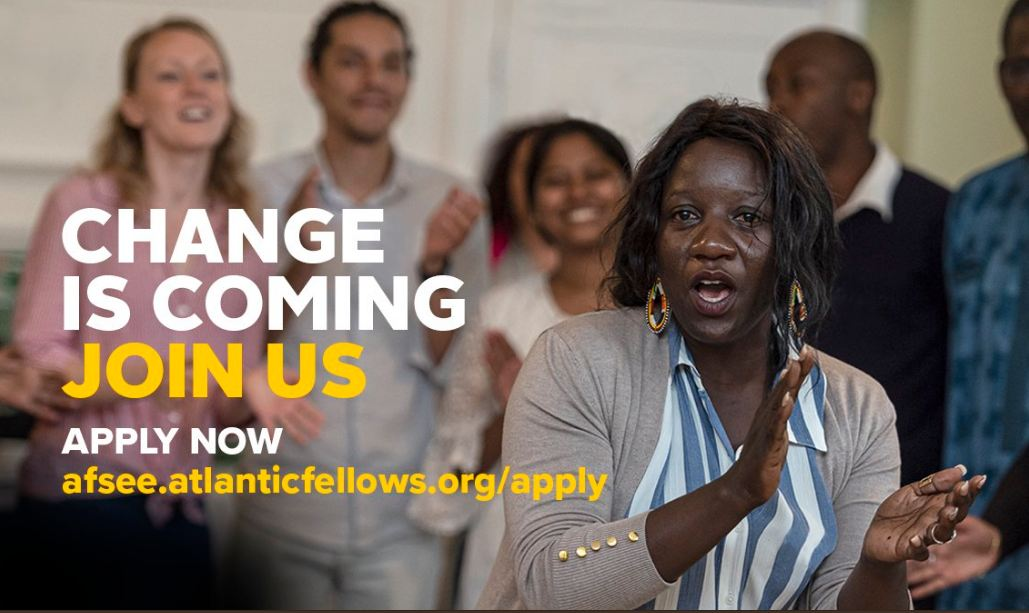 Atlantic Fellows for Social and Economic Equity Program 2021-2022 (Funded)