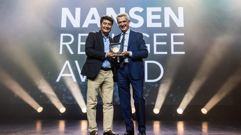UNHCR Nansen Refugee Award 2021 (up to USD $150,000)