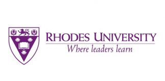 Rhodes University Postdoctoral Research Fellowships 2022 (Funding available)