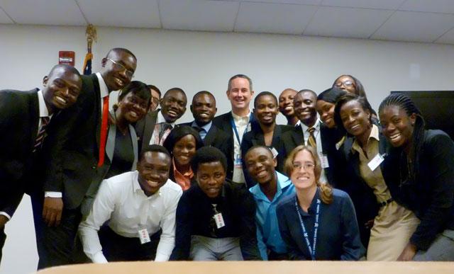 Carrington Youth Fellowship Initiative (CYFI) 2021 for Young Nigerians